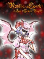 Gift- Remilia Scarlet by Darboe