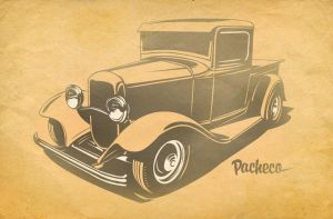 Truck by PachecoKustom
