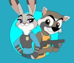 Judy And Rocket Are At It Again by Scamp4553