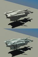 WIP: Guard ship by SmirnovArtem