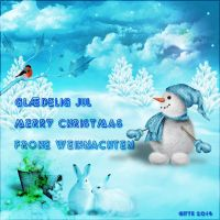 Merrychristmas by gitte