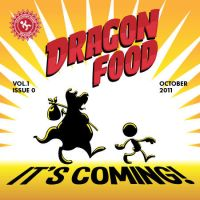 Dragon Food teaser booklet by Bourrouet