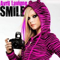 Avril Lavigne Smile Custom by JowishWuzHere2