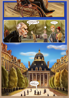 Monsieur Charlatan Page 12 by DrSlug