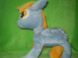 derpy hooves plush again by StarSongPony