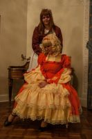 Lovely Ladies of the Midford Manor by SunshineAlways