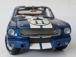 66 Shelby by boogster11