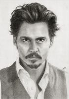 - Johnny Depp - by Kasandra-L