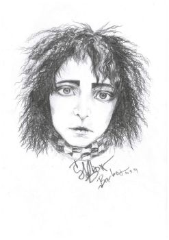 Siouxsie Sioux by Crystiee