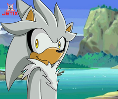 silver in sonic X? by sonic-chain