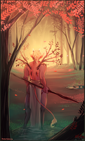 Forest of Passion by Momo-Deary