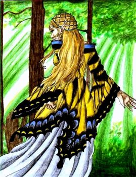 Lady of the High Wood by Shiovra