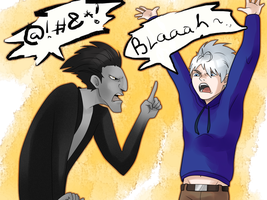 RotG:  Don't Yell At Me by hyokka