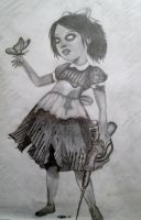 Bioshock 2 Little Sister by CreativeExistence
