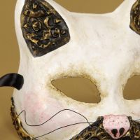 Masquerade Mask-Le Chat by EffigyMasks