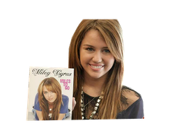 Miley Cyrus PNG by SOLZENDAYA