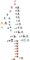 Large Psychic Humanoid Tree by PkmnOriginsProject