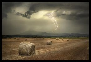 Electric storm by Topas2012