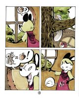 King of the Forest Pg 03 by MittyMandi