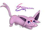 Espeon by 1nfinitize