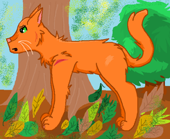 Firestar by LittleOrca20