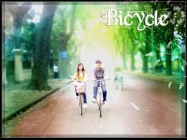 Bicycle by alice0104
