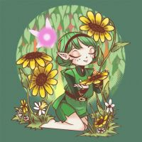 Saria by thedandmom