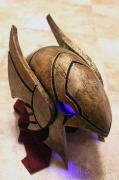 Azir Helm by thegadgetfish