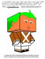 Cubeecraft-Oompa Loompa by CyberDrone