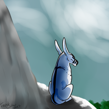 King of the Mountains by TempestOutlaw
