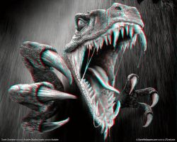 Turok-3d by Hernanarce