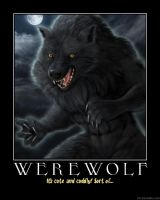 Demotivator: Werewolf by Yoda-Vaderworshipper