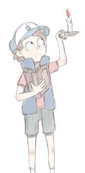 Dipper bby by UverD