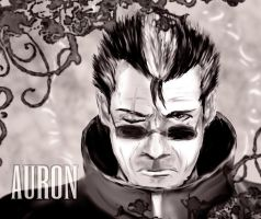Red Auron by Enkida
