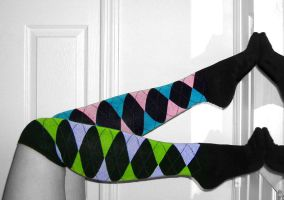 Rocked Socks by OIEA4