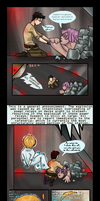 Round Two Page One by lucidflux