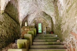 Beauport Abbey 12 Stock by lokinststock