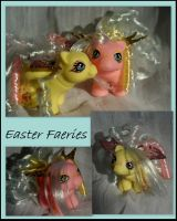 Easter Faeries by wylf