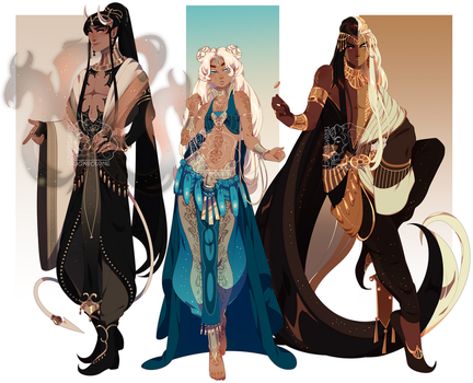 NOT 4 SALE - Various Adopts by Terrific-Adopts