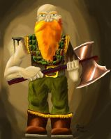 Archive: Dwarf by TheDonQuixotic