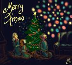 Merry Christmas from Elya by KraSea