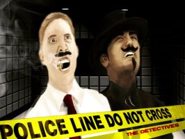 The Detectives by King-Arsalan-Monawar