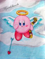 Angel Kirby by AzureShinobi