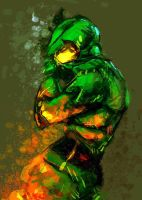 Master Chief 3 by Falcon-