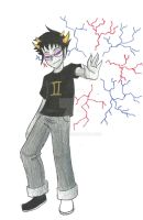 Sollux Captor by maahvictal