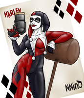Classic Harley by lexophile42