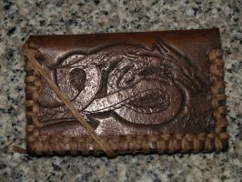 Williams Leather Wear/wallet by moonknight420