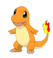 Charmander - One Day I'll Fly - Pokemon Animation by Queen-Of-Cute