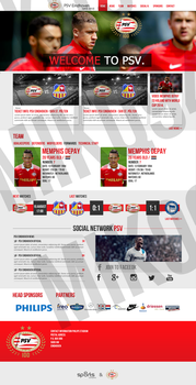 PSV Eindhoven by mikQ94