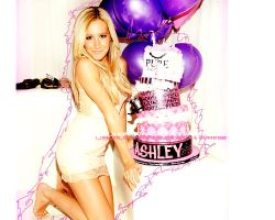 Ashley Tisdale by goddessHudgens